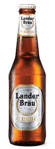 Lander Brau Weissbeer 24 x 330ml Bottles