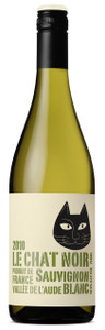 Le Chat Noir Aude Valley Sauvignon Blanc 750ml