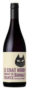 Le Chat Noir Aude Valley Shiraz  750ml