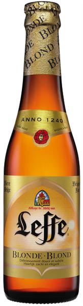 Leffe Blond 24 x 330ml Bottles