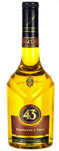 Licor 43 Spanish Liqueur 700ml