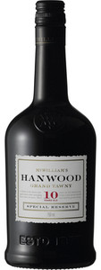 Mcwilliams Hanwood 10 Year Old Tawny Port 750ml
