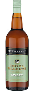 McWilliams Royal Reserve Sweet 750ml