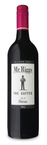 Mr Riggs The Gaffer McLaren Vale Shiraz 750ml