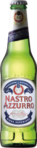 Peroni Nastro Azzuro 24 x 330ml Bottles