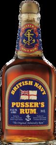 Pusser's British Navy Rum 700ml