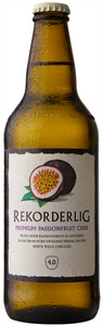 Rekorderlig Premium Passionfruit Cider 15 x 500ml Bottle