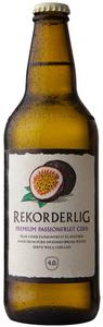 Rekorderlig Premium Passionfruit Cider 15 x 500ml Bottle