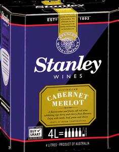 Stanley Cabernet Merlot 4lt Cask