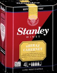 Stanley Shiraz Cabernet 4lt Cask