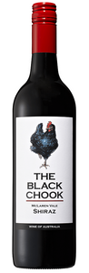 The Black Chook McLaren Vale Shiraz 750ml
