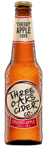 Three Oaks Original Cider 24 x 330ml Bottles