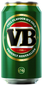 Victoria Bitter 30 Pack 375ml Cans