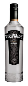 Viru Valge Estonian Black Vodka 500ml Bottle