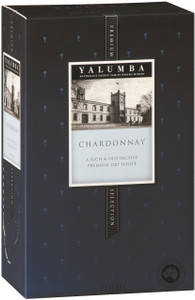 Yalumba Premium Selection Chardonnay 2lt Cask