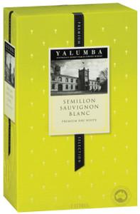 Yalumba Premium Selection Semillon Sauvignon Blanc 2lt Cask