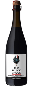 The Black Chook Sparkling Shiraz 750ml