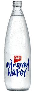 Capi Still Mineral Water 12 x 750ml Bottles