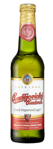 Budvar Czech Lager 24 x 330ml Bottles