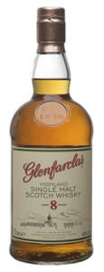 Glenfarclas 8 Year Old Single Malt Scotch Whisky 700ml