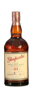 Glenfarclas 21 Year Old Single Highland Malt Scotch Whisky 700ml