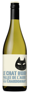 Le Chat Noir Aude Valley Chardonnay 750ml
