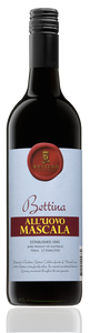 Calabria Bettina  All'uovo Mascala 750ml