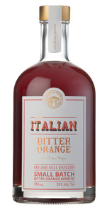 Adelaide Hills Distillery The Italian Bitter Orange Gin 700ml