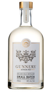 Adelaide Hills Distillery The Gunnery Australian Spiced Rum 700ml