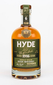 Hyde No 3 President's Cask Irish Whisky 700ml