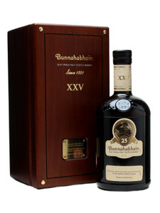 Bunnahabhain 25 Year Old Malt Whisky 700ml