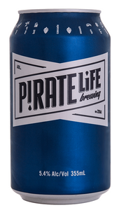 Pirate Life Brewing Pale Ale 24 x 355ml Cans