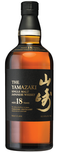 Yamazaki 18 Year Old Japanese Whiskey 700ml (Rare)