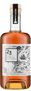 23rd Street Distillery Not Your Nanas Brandy 700ml