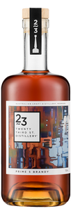 23rd Street Distillery Prime 5 Brandy 700ml