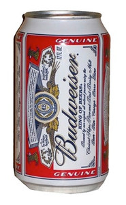 Budweiser 24 x 355ml Cans