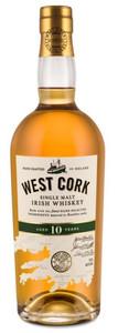 West Cork Distillers 10 Year Old Single Malt Whiskey 700ml