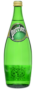 Perrier Natural Mineral Water 12 x 750ml