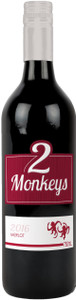Two Monkeys Merlot 750ml