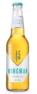 Wingman Premium Lager 24 x 330ml Bottles