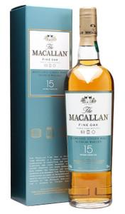 Macallan 15 Year Old Fine Oak Single Malt Scotch Whisky 700ml