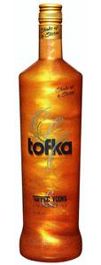 Tofka Toffee Vodka 700ml