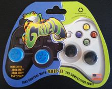 Grip-iT Analog Stick Covers Blue/Black (X360 / PS3 / Xbox One / PS4)