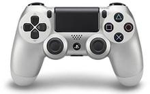 Sony DualShock 4 Wireless Controller Silver (PS4)