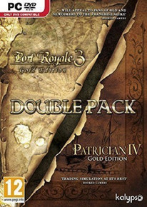Port Royale 3 Gold Edition + Patrician IV Gold Edition Double Pack (PC)