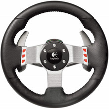 Logitech G27  Force Feedback Racing Wheel & Pedal Set (PS3 / PC)