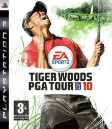 Tiger Woods PGA Tour 10 (PS3)