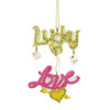 "4.5"" Fashion Avenue Lucky in Love Las Vegas Dice Christmas Ornament - 11140389"