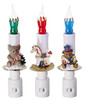 Club Pack Of 24 Children's Christmas Candle Night Lights #781071 - 6392857