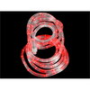 18' Red LED Indoor/Outdoor Christmas Rope Lights - 31010314